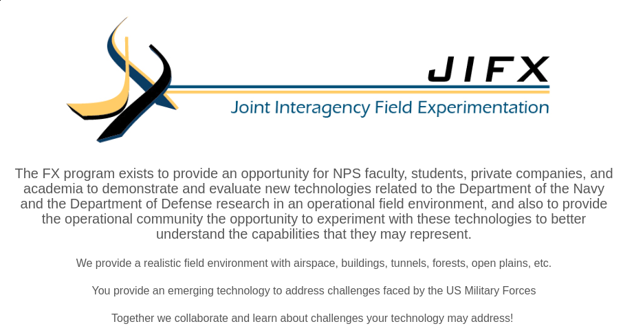 GreenSight Headed to JIFX 19-3 for Fully Automated Drone Security Solution Experiment