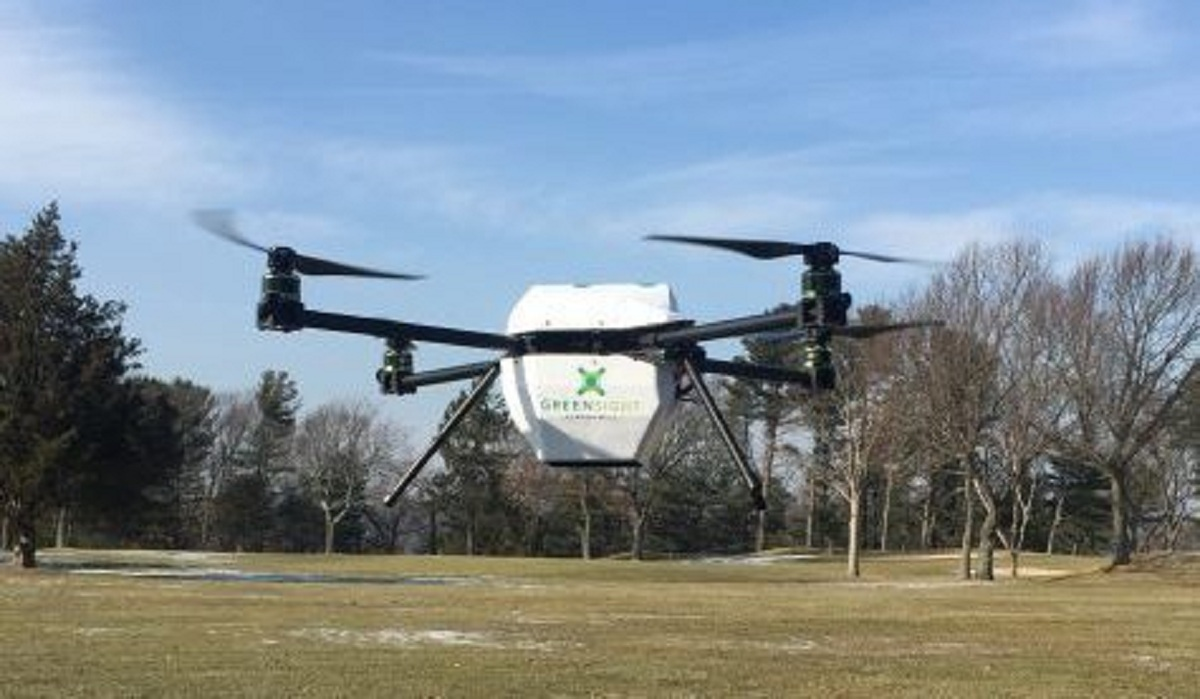 GreenSight Agronomics Granted FAA Waiver For Beyond Visual Line Of Sight (BVLOS) Drone Operations